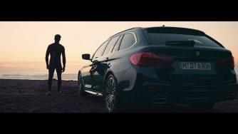 Bild für BMW 5 Series Touring Launchfilm DC
