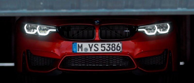 Bild für BMW M3/M4 Launchfilm