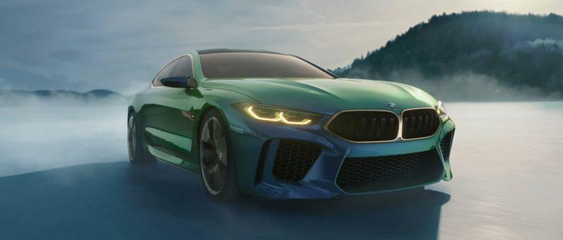Bild für BMW Concept M8 Gran Coupé || DC