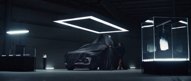 Bild für Mercedes Benz X-Class vs. Roger Federer